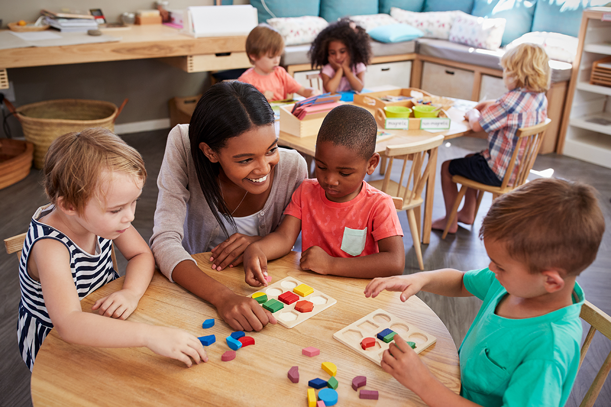 Successful Pre-K Curricula Emphasize Play over Academics